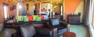 Haus Springbok der Kalahari Red Dunes Lodge